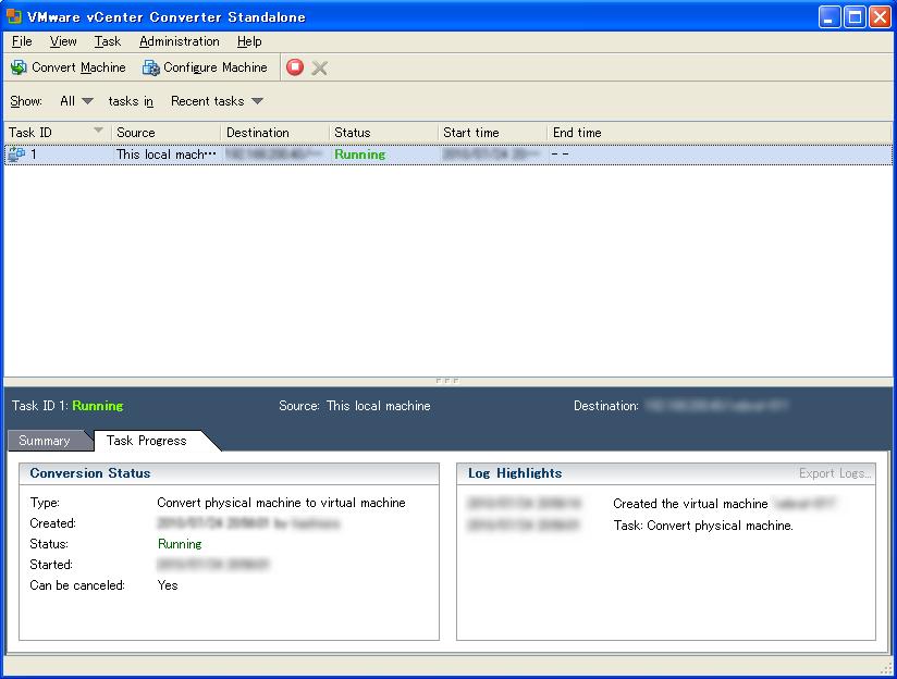 vmware vcenter converter standalone ダウンロード